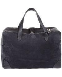 Golden Goose Deluxe Brand - Leather Weekend Bag - Lyst