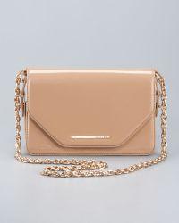 Rachel Zoe - Charlotte Patent Lady Bag - Lyst