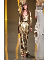 Elie Saab Fall 2012 Runway Look 28 - Lyst