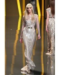 Elie Saab Fall 2012 Runway Look 43 - Lyst