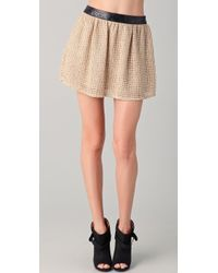 Kelly Wearstler | Numa Basket Weave Skirt | Lyst
