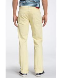 Lacoste Slim Fit Jeans - Lyst