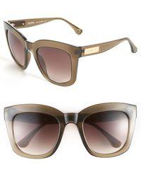 MICHAEL Michael Kors Perkins Retro Sunglasses - Lyst