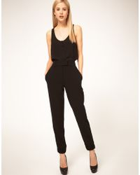 ASOS Collection Asos Trousers with Elastic Cuff - Lyst