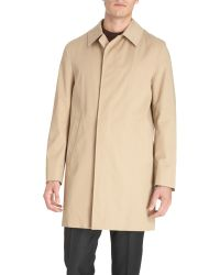Aquascutum Button Front Jacket - Lyst