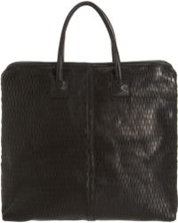 Jas MB | Basket Perforated Shopper Tote | Lyst