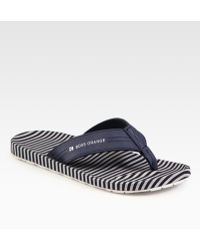 BOSS Orange - Londor Thong Sandal - Lyst