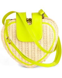 ModCloth Eons Of Neon Bag - Lyst