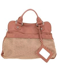 Sonia by Sonia Rykiel - Mesh Pocket Bag - Lyst