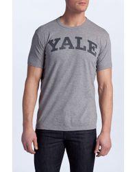 Banner 47 | Yale Tshirt | Lyst