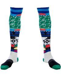 Bernhard Willhelm - Patterned Long Socks - Lyst