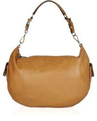 Marni Leather Shoulder Bag - Lyst
