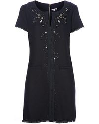 P.a.r.o.s.h. Bead Embellished Dress - Lyst