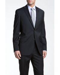 Ted Baker 'Jones' Trim Fit Wool Suit - Lyst