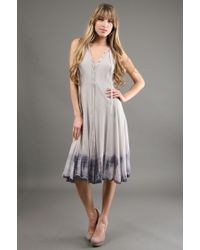 For Love And Liberty Ariel Mesh Dress in Assorted - Lyst