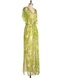 ModCloth You Caftan Have It All Dress - Lyst