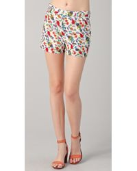 Dallin Chase Oliver Provincial Printed Shorts