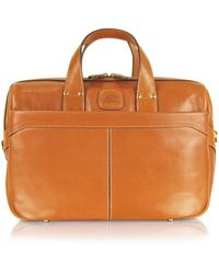Bric's Life Leather Leather Briefcase - Lyst