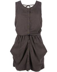 AllSaints Aviator Dress - Lyst