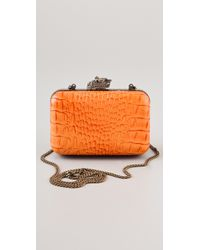 House of Harlow 1960 - Marley Frame Clutch - Lyst
