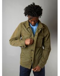 Relwen - Tropical Field Jacket - Lyst