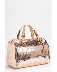 Michael by Michael Kors Grayson Large Satchel - Lyst
