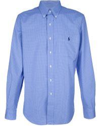 Polo Ralph Lauren Classic Shirt - Lyst