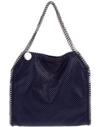 Stella McCartney Falab Perf Small Tote - Lyst