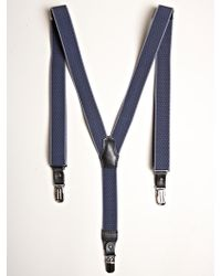 Yohji Yamamoto | Pour Homme Mens Spotted Braces | Lyst