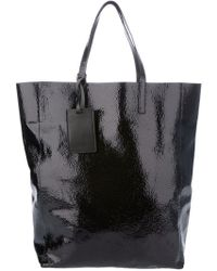 A Brand Apart - Shiny Tote - Lyst