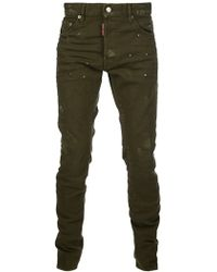 DSquared2 Cool Guy Fit Jean - Lyst