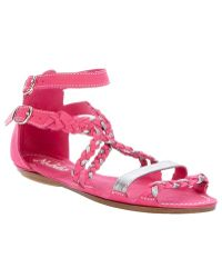 Maloles - Isabella Gladiator Sandals - Lyst