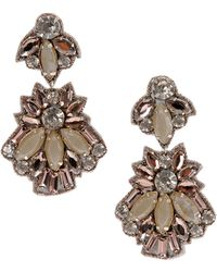 Suzanna Dai Sunset Blvd Drop Earrings - Lyst