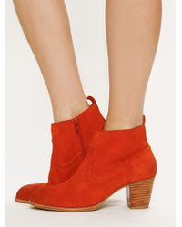 Free People Jamison Ankle Boot - Lyst