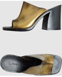 Patrick Cox - Patrick Cox Highheeled Sandals - Lyst