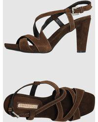 Zamagni - Zamagni Highheeled Sandals - Lyst