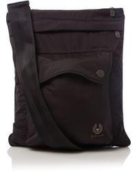 Belstaff - Large Fly Bag - Lyst