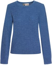 Boutique by Jaeger - Linda Cable Jumper - Lyst