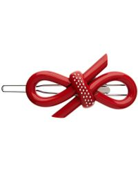 Mimco - Bow Of Fortune Clip - Lyst