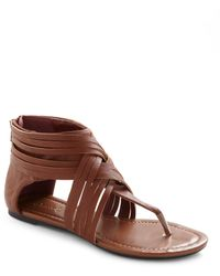 ModCloth Ready To Road Trip Sandal - Lyst