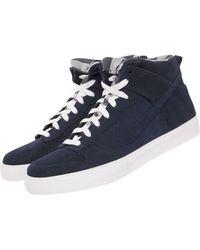 Nike High Top Dunk Ac blue - Lyst