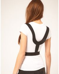 ASOS - Asos Harness Belt - Lyst