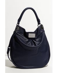 Marc By Marc Jacobs Classic Q Hillier Hobo - Lyst