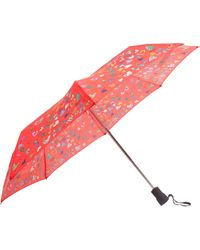 Boutique Moschino - Moschino Cheap Chic Hearts Umbrella - Lyst