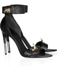 Givenchy Embellished Hagfish Sandals - Lyst