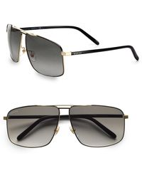 Gucci | Rectangular Sunglasses | Lyst
