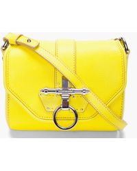 Givenchy Lime Small Obsedia Bag - Lyst