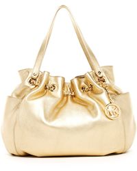 Michael Kors Jet Set Chain Ring Tote - Lyst