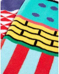Lazy Oaf - Lazy Oaf Jazzy Socks - Lyst