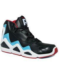 Reebok Sermon Hi Top Sneakers - Lyst